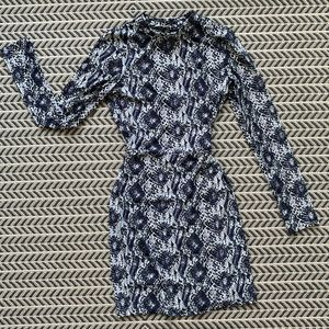 Bodycon long sleeve dress